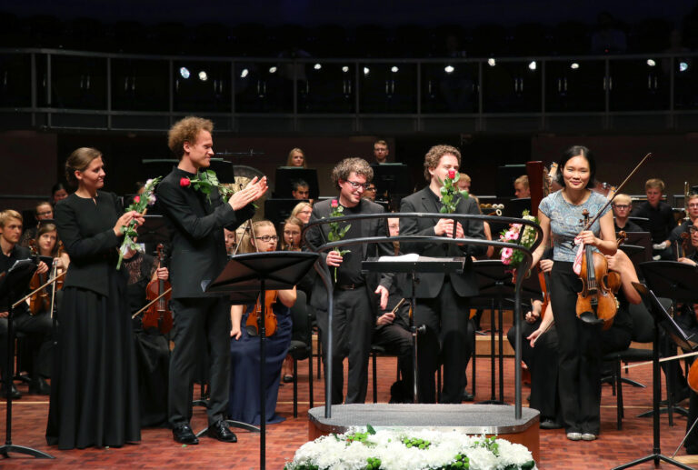 10.07 at 7 PM Tallinn, Estonian Academy of Music and Theatre, House of Concert and Theatre, Järvi Academy in Tallinn
