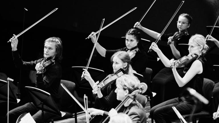 Järvi Academy Youth Symphony Orchestra
