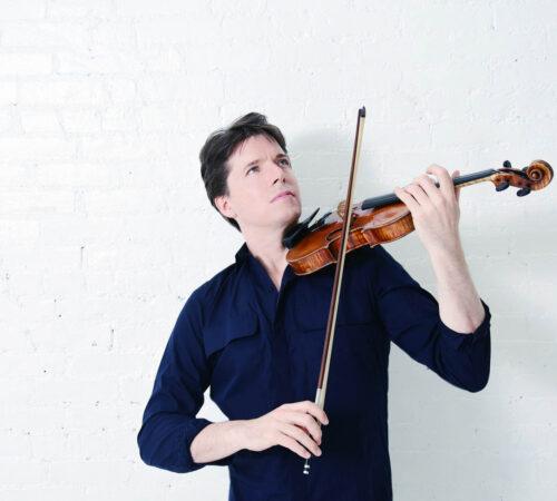 15.07 at 8 PM Pärnu Concert Hall, Joshua Bell, Paavo Järvi and Estonian Festival Orchestra