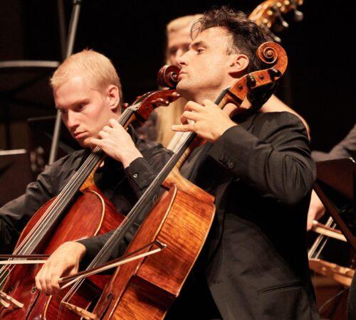 12.07 at 8 PM Pärnu Concert Hall, Järvi Academy gala